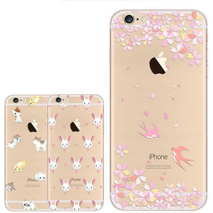 Kawaii Cartoon Printing Phone Case SP167704