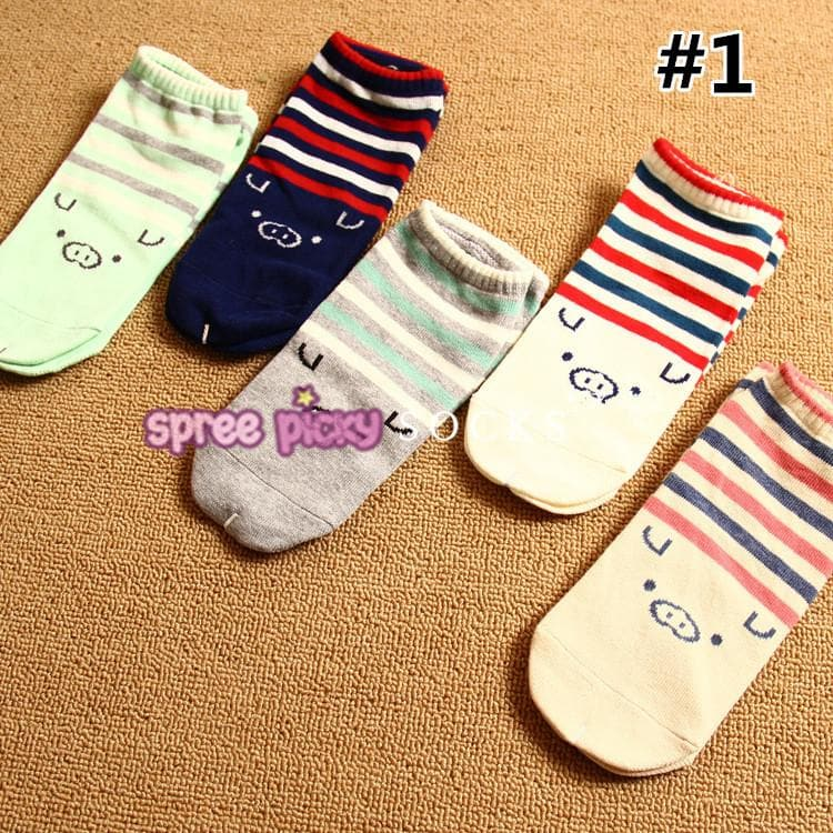 Kawaii Animal Socks SP167756