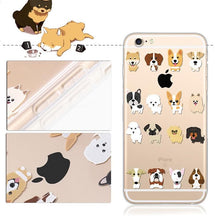 Load image into Gallery viewer, Kawaii Cartoon Silica Gel Phone Case SP165060