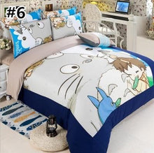 Load image into Gallery viewer, Kawaii Cartoon Sweet Home Bedding Set SP179283