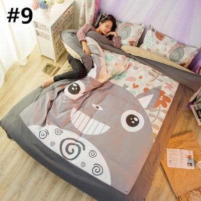 Kawaii Cartoon Sweet Home Bedding Set SP179283