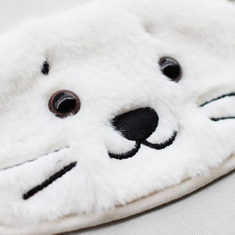 Kawaii Chibi Seal Face Mask SP164931 - SpreePicky  - 4