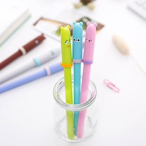 Kawaii Cnimal Face Pens SP1710367