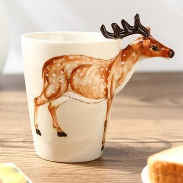 Kawaii Creative Animal Ceramic Mug SP179298