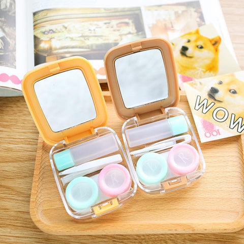 Such Doge Contact Lenses Case SP164789