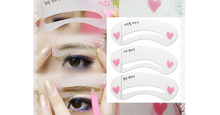 Load image into Gallery viewer, Kawaii Eyebrow Template Tool SP165000