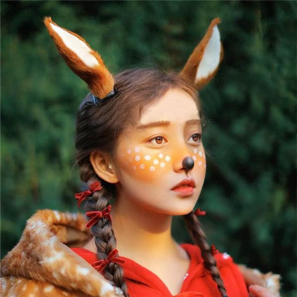 Kawaii Fox Cosplay Hairband SP167943