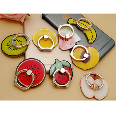 Kawaii Fruit Phone Holder Ring SP166486