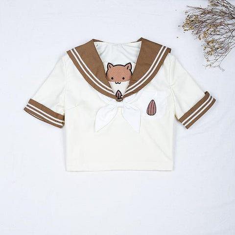 Kawaii Hamster Sailor Uniform SP1812427