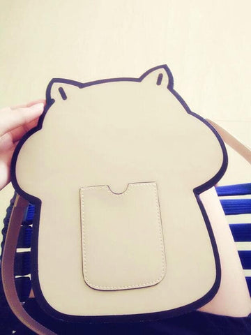 Kawaii Hamster Backpack SP167118