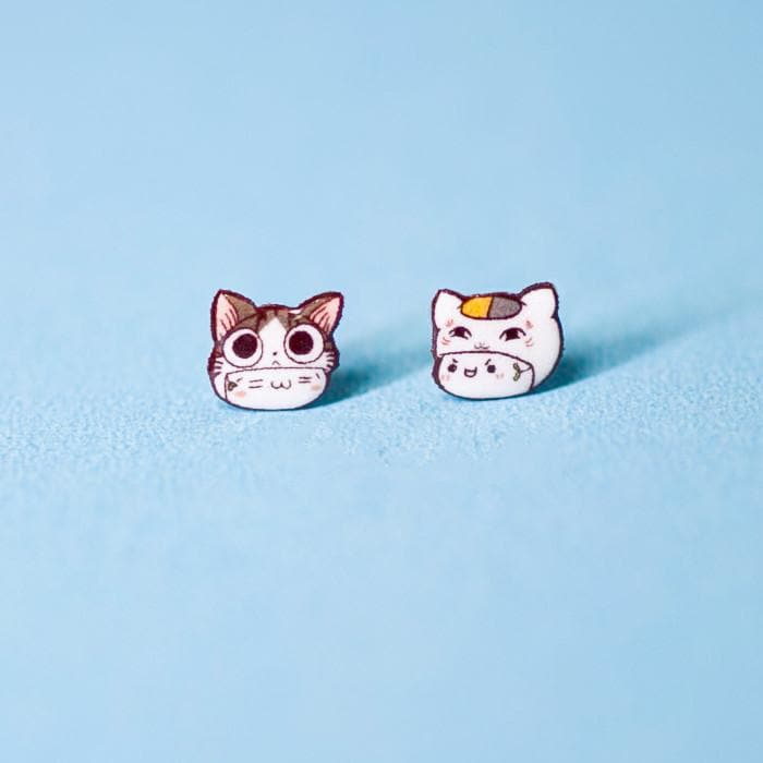 Kawaii Kitty Cat Earring SP165337