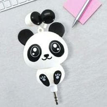 Load image into Gallery viewer, Kawaii Kitty Panda Earbuds SP179296