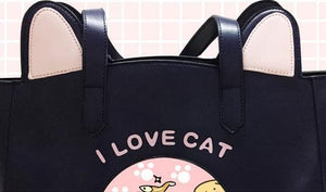 Kawaii Kitty Shoulder Bag/Cross-body Bag SP154531 - SpreePicky  - 7