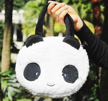 Load image into Gallery viewer, Kawaii Panda Plush Handbag Shoulder Bag SP168431