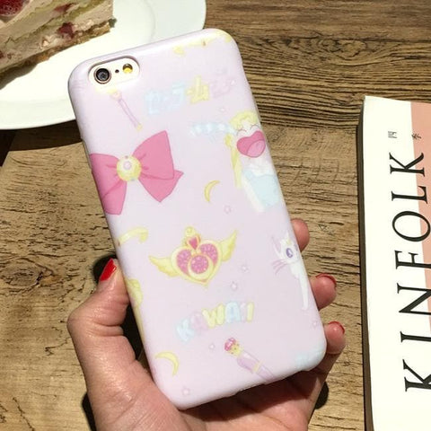 Kawaii Pink Phone Case SP167002