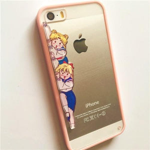 Usagi and Minako Phone Case SP165229