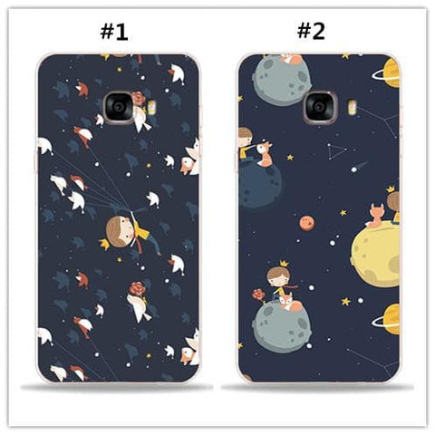 Kawaii Prince Space Phone Case SP1811961