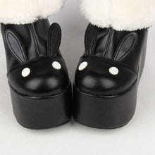 Load image into Gallery viewer, Kawaii Rabbit Ear Lolita Short Boots SP164970 - SpreePicky  - 6