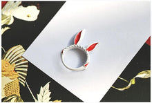 Load image into Gallery viewer, Kawaii Rabbit Ring SP179182