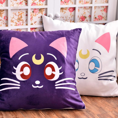 Sailor Moon Luna/Artemis Cushion SP165339