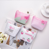 Kawaii Strawberry Coin Purse SP1710146