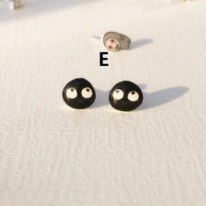 Kawaii Studio Ghibli Themed Earrings SP179244