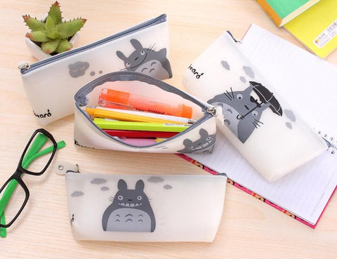 Kawaii Totoro Pencil Case/Storage Bag SP167764