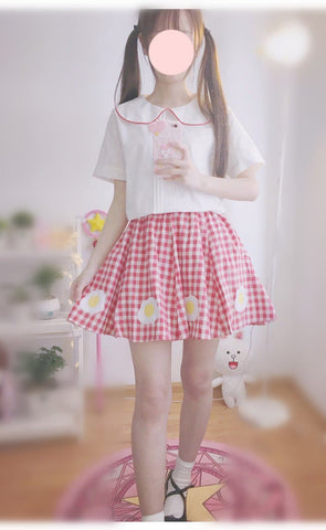 Kawaii Girl Dolly shirt/Skirt SP167027