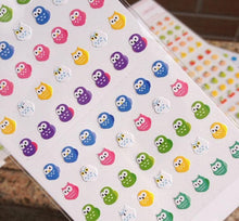 Load image into Gallery viewer, Kawaii Little Nail Sticker SP165099