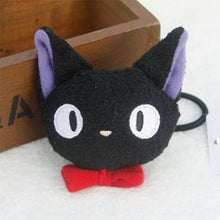 Load image into Gallery viewer, Kiki's Delivery Service JiJi KiKi Plush Hairband Hair Ring SP167941