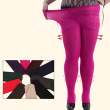 Load image into Gallery viewer, L-XL 12 colors Bigger Taller Girls Candy Bottoming Thights SP153344 - SpreePicky  - 9