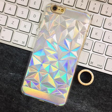 Load image into Gallery viewer, Hologram Laser Phone Case SP167000