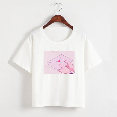 Letter To Senpai Tee Shirt SP179334