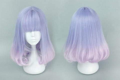 Lolita Gradient Ramp Purple Wig SP165272