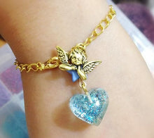 Load image into Gallery viewer, Lolita Handmade Heart of Angel Bracelet SP165741