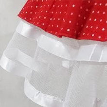 Load image into Gallery viewer, Lolita Miss Pinky Strawberry Maid Dress with Apron SP153692 - SpreePicky  - 11