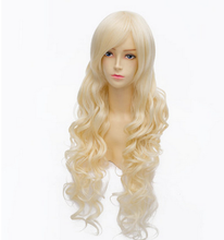 Load image into Gallery viewer, Lolita Pale Gold Harajuku Cosplay Wig SP152568 - SpreePicky  - 2