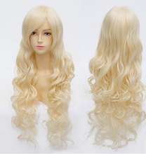 Load image into Gallery viewer, Lolita Pale Gold Harajuku Cosplay Wig SP152568 - SpreePicky  - 1