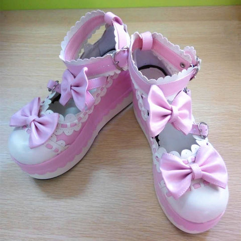 Lolita Princess Ice-cream Pump Shoes SP153556 - SpreePicky  - 4