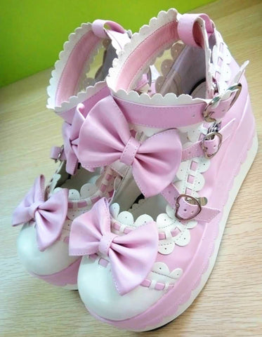 Lolita Princess Ice-cream Pump Shoes SP153556 - SpreePicky  - 5