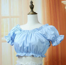 Load image into Gallery viewer, Lolita Princess Tube Top SP167949