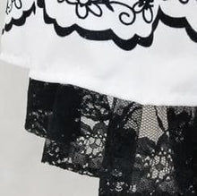 Load image into Gallery viewer, Lolita Retro Floral Lace Princess Maid Dress Cosplay Costume SP153687 - SpreePicky FreeShipping