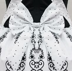 Lolita Retro Floral Lace Princess Maid Dress Cosplay Costume  SP153687 - SpreePicky  - 9