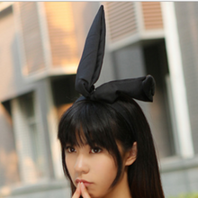 Load image into Gallery viewer, Long Rabbit Ear Hairband SP152889 - SpreePicky  - 3