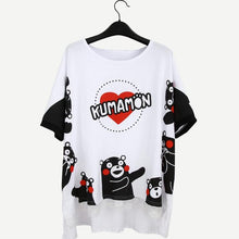 Load image into Gallery viewer, Loose Kumamoto Heart T-Shirt SP179422
