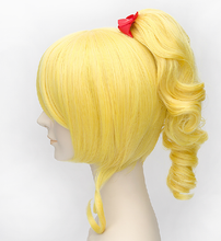 Load image into Gallery viewer, Love Live Eli Ayase Golden Yellow Wig 30cm SP152885 - SpreePicky  - 3