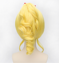 Load image into Gallery viewer, Love Live Eli Ayase Golden Yellow Wig 30cm SP152885 - SpreePicky  - 4
