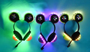 Love Live Light Up LED Cyber Headphone SP167204