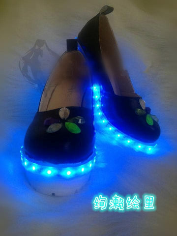 Love Live Light Up LED Cyber Shoes SP167201