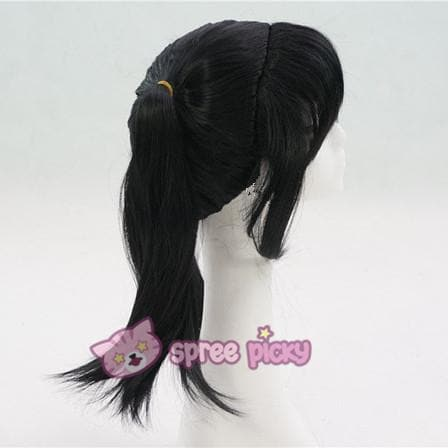 Love Live Niconiconi Asymmetric Pig Tails Cosplay Wig with Bangs 35cm SP151721 - SpreePicky  - 3